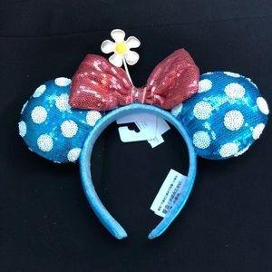 NWT Minnie Mouse Daisy Ears